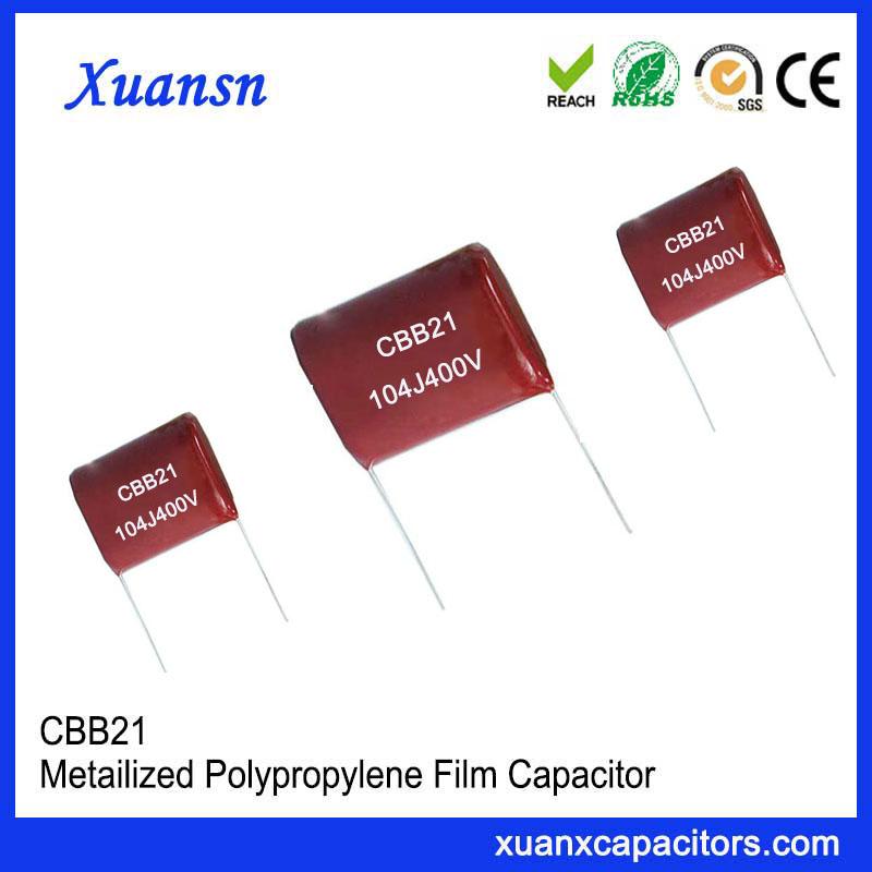 104J 400V film capacitor