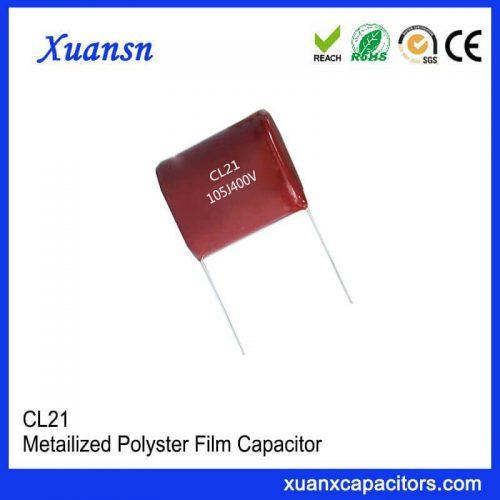 Capacitor Start Motor CL21 105J 400V