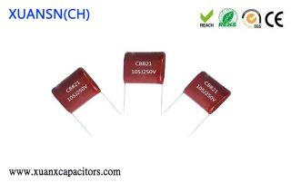 Chinese film capacitor
