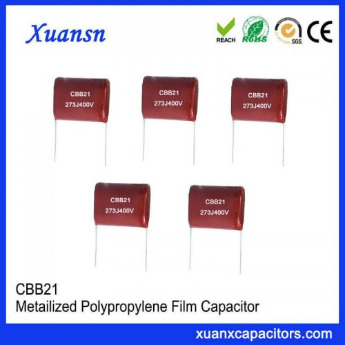 400V 273J film capacitors
