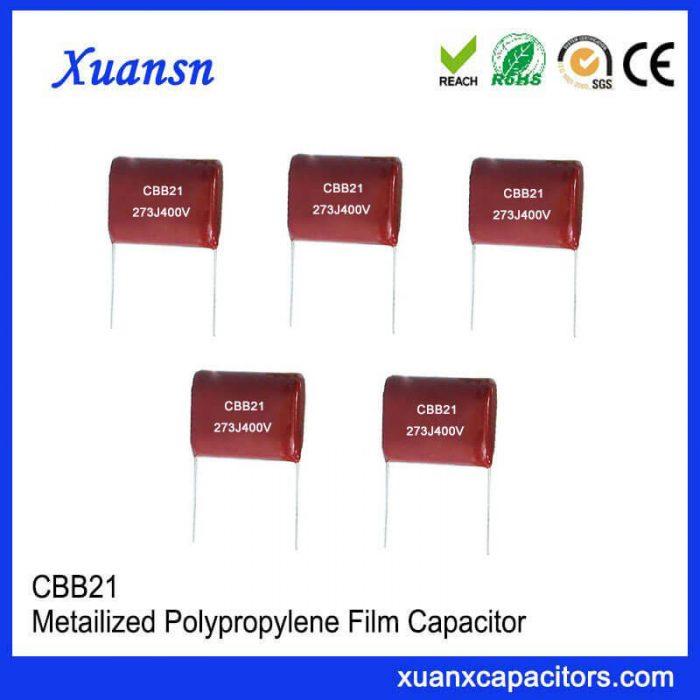 400V 273J film capacitors