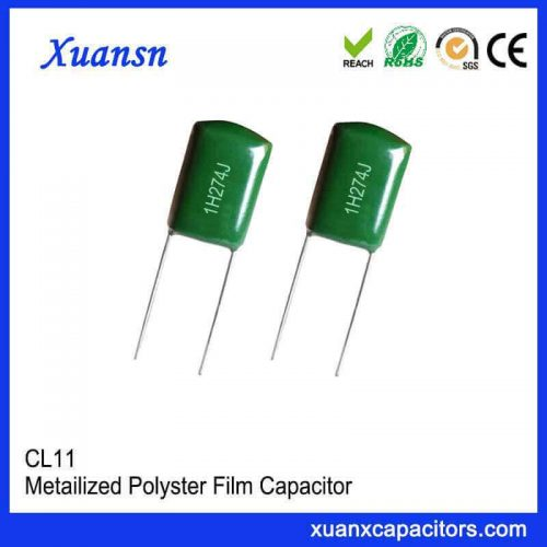 Mylar capacitor replacement