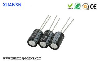 detection of electrolytic capacitors