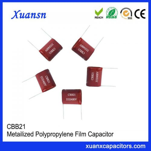 333J dc film capacitor