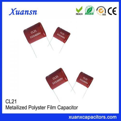 Spot Supply cl21 Film Capacitor