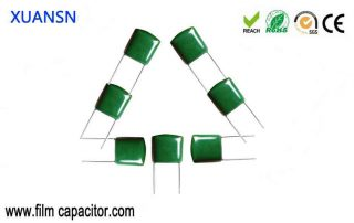 Application of film capacitors