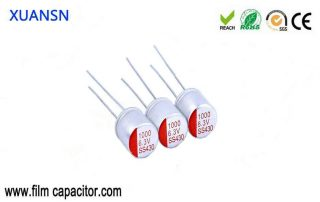 solid capacitors