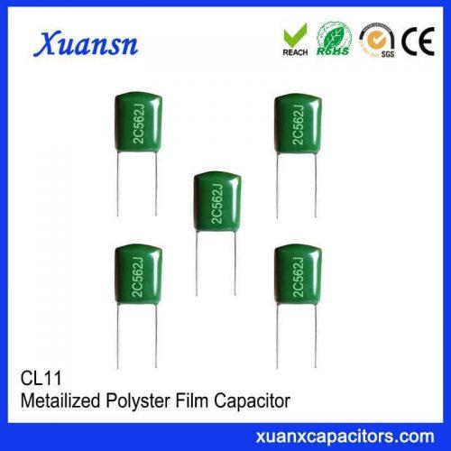 562J film capacitor CL11