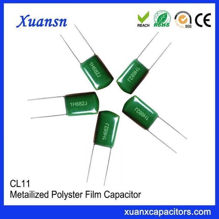 Capacitor CL11 682J50V