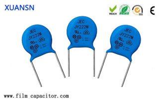 Y-capacitance