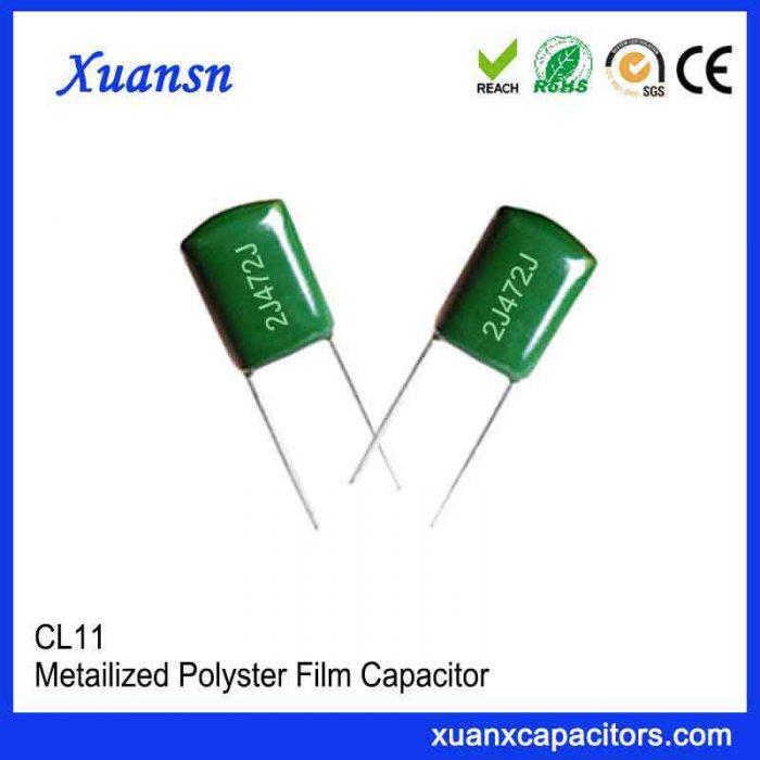 Electronic components 2J 472J CL11