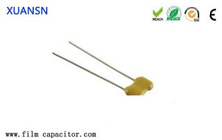 Types of mica capacitors