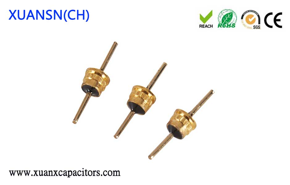 feedthrough capacitor