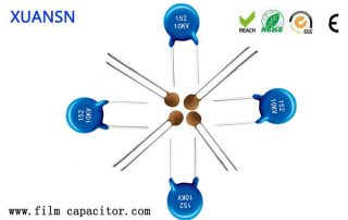 porcelain chip capacitors