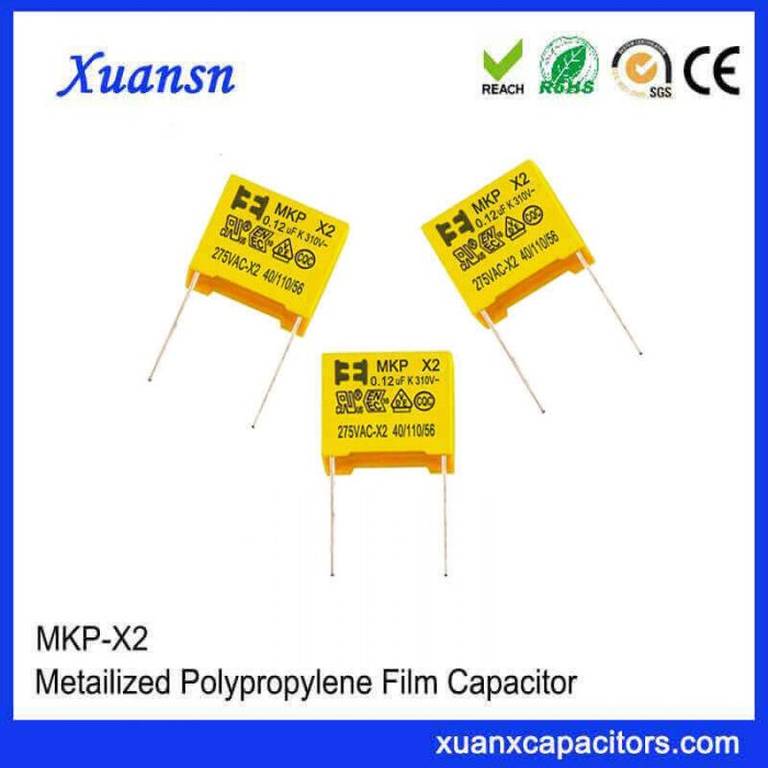 X2 safety capacitor 124K