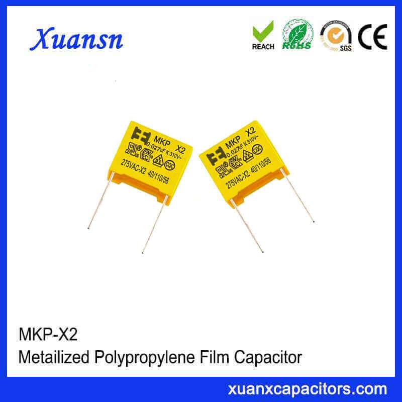MPK X2 capacitor