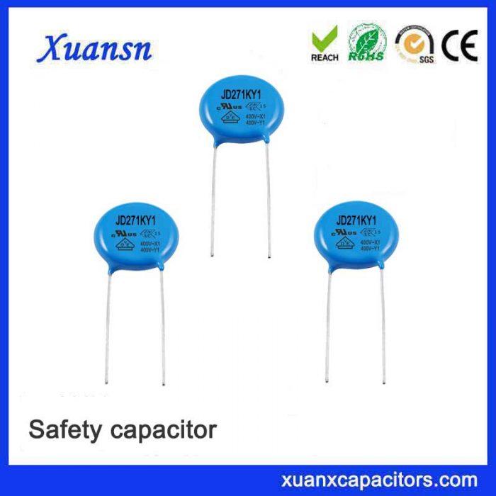 factory direct sales Y capacitor
