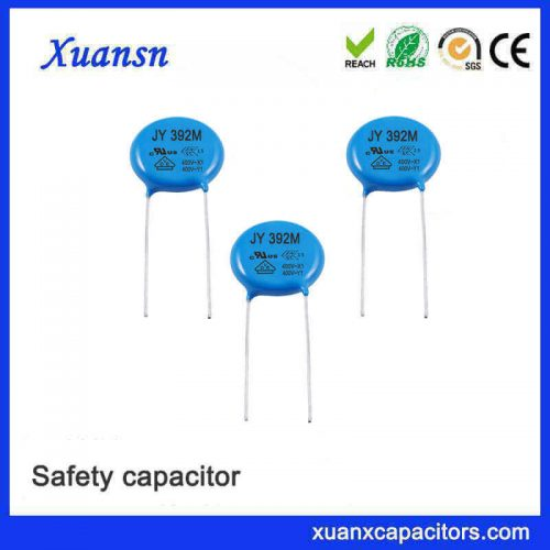 Safety ceramic capacitor Y1