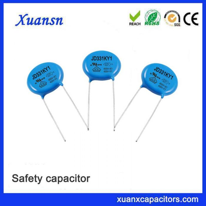 Y1 safety capacitor 331K