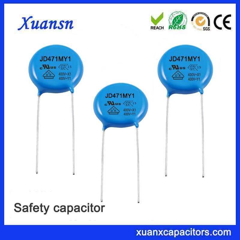 Y capacitor 471M bulk sale