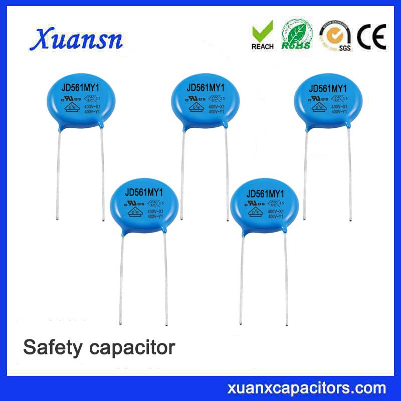 High quality safety capacitor Y type
