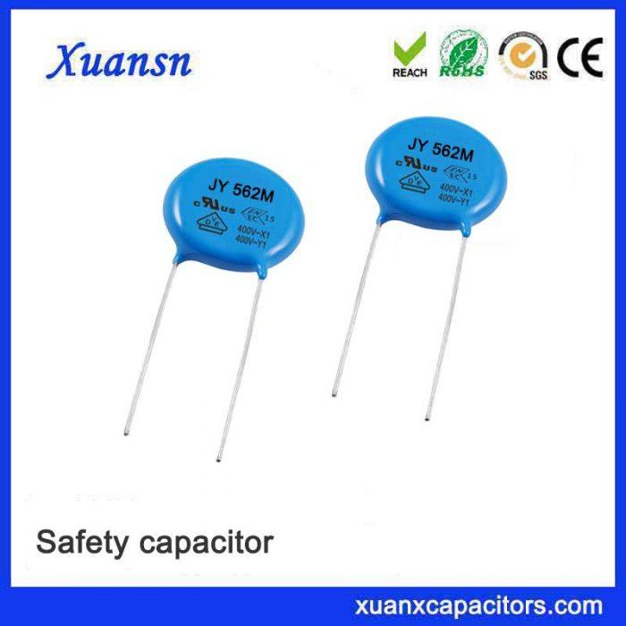 Ceramic capacitor Y capacitor 300VAC