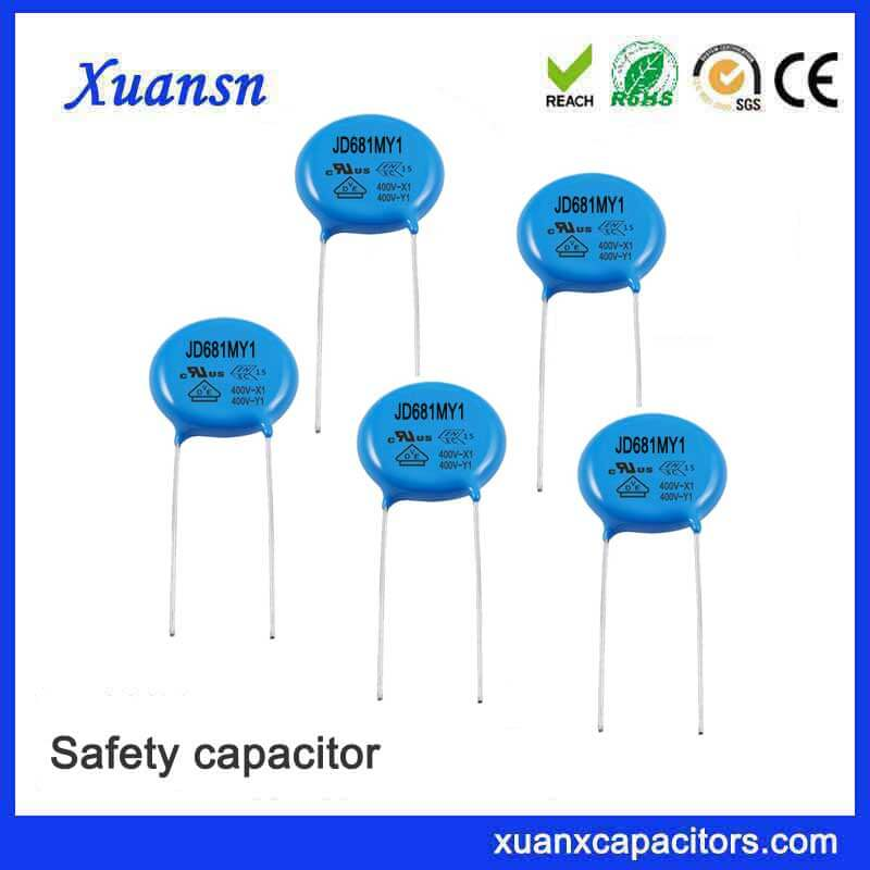 681M safety Y capacitor