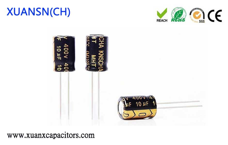 development of aluminum electrolytic capacitors