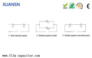 series capacitor