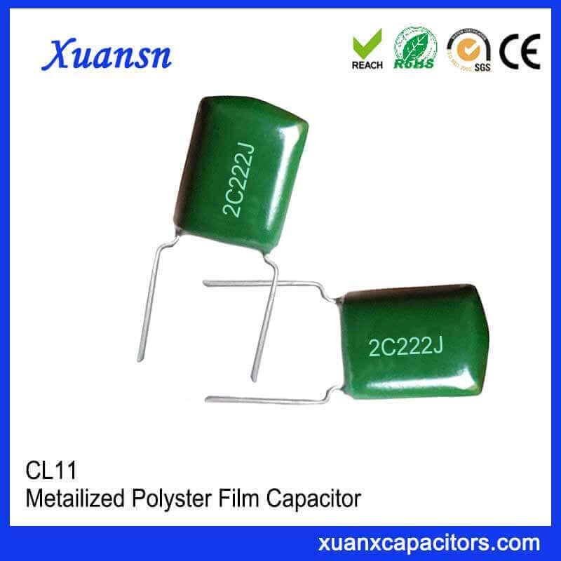2C222J capacitor