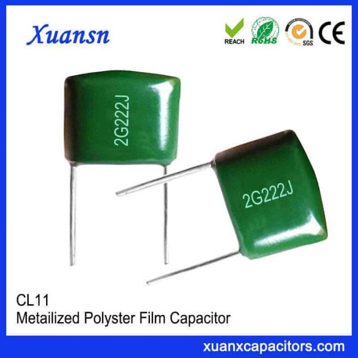 CL11 Mylar capacitor