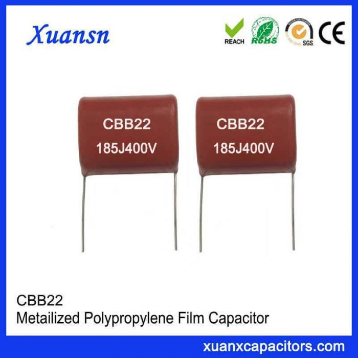CBB22 Metal Film Capacitor