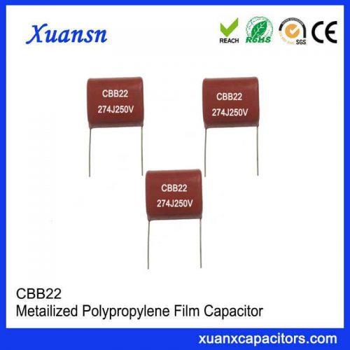 CBB capacitor 274J250V