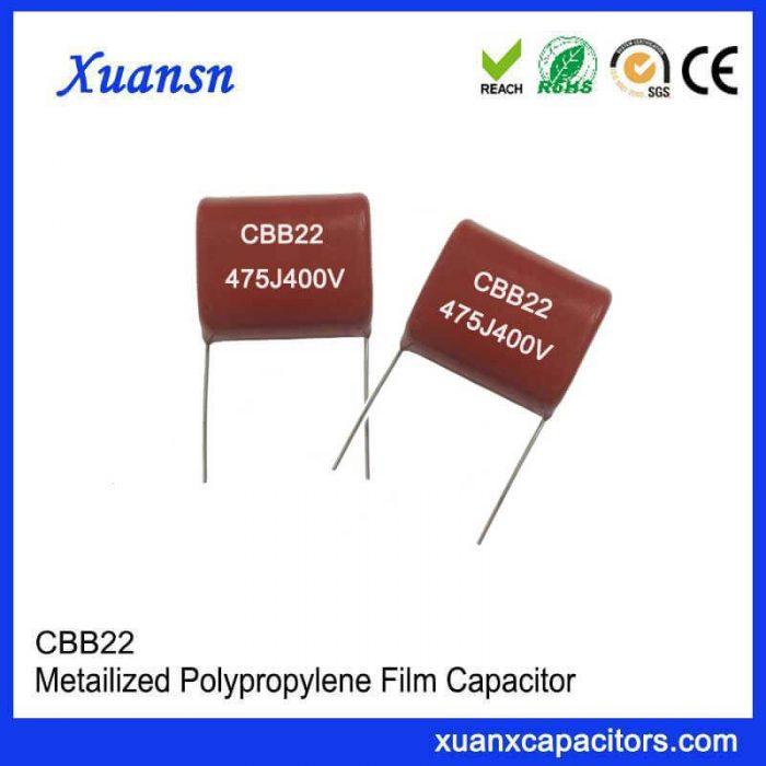 Film capacitor CBB22