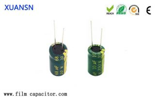 The difference between high frequency and low frequency capacitors