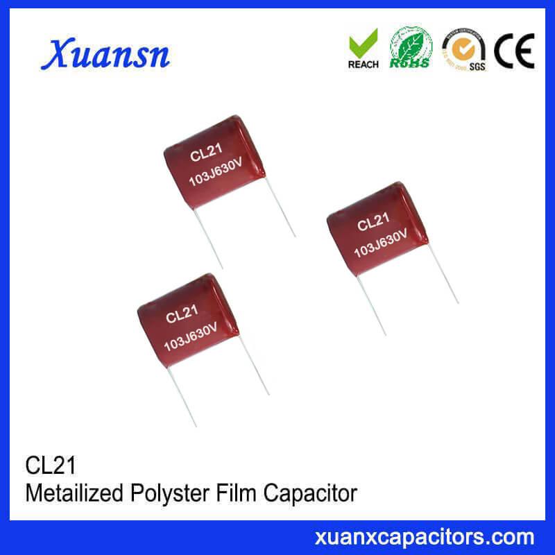 Low Voltage Film Capacitor