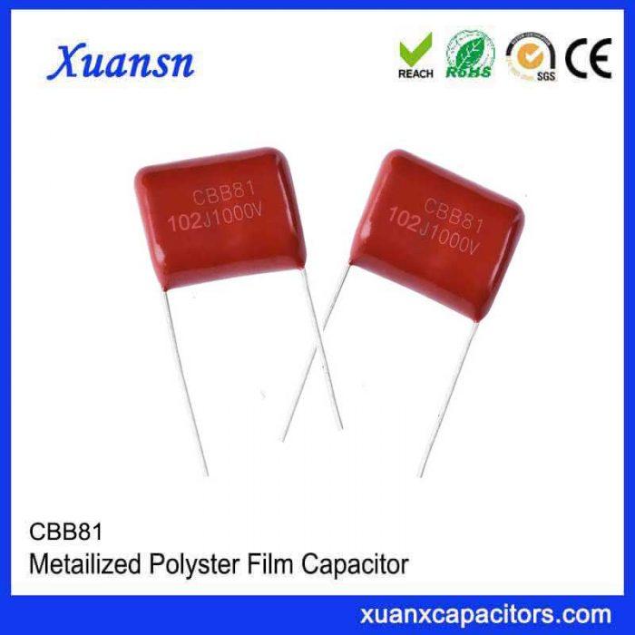 CBB81 film capacitor