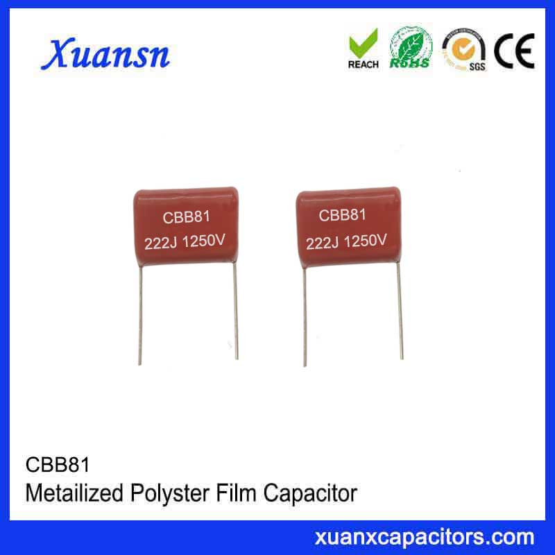 Ultrasonic special high voltage capacitor CBB81
