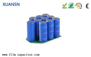 Application of super capacitor