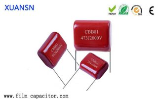 Causes of noise in film capacitors