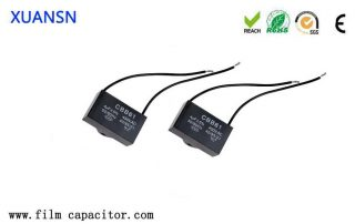 The role of starting capacitor