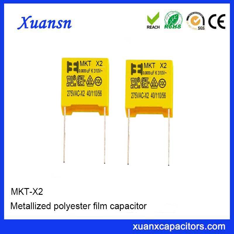 X2 Film Capacitor 334K