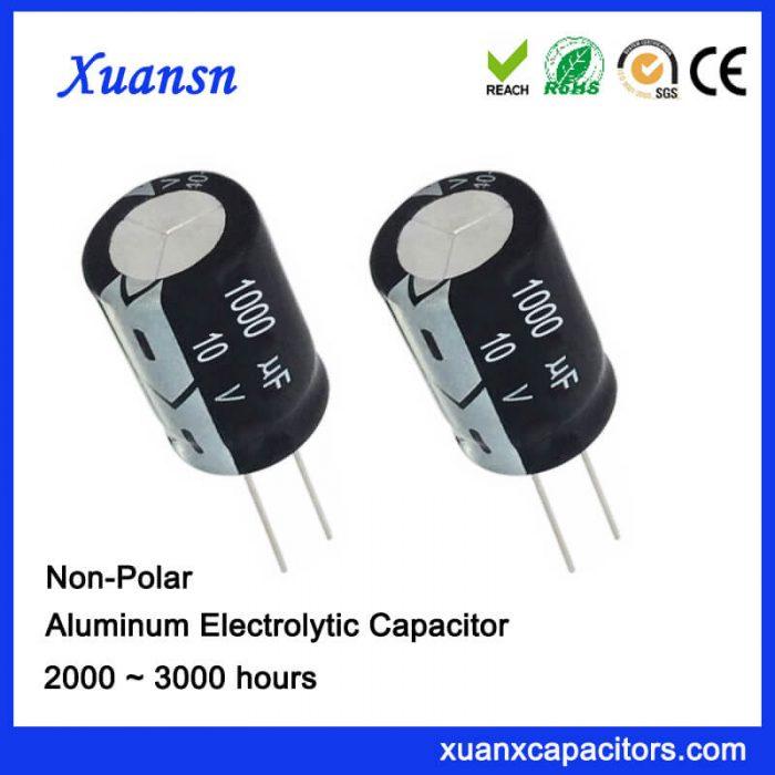 Compressor capacitor