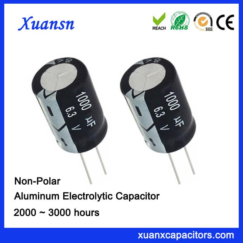 capacitor manufacturer