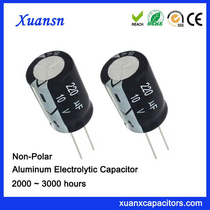 Aluminum Electrolytic Capacitor 220UF