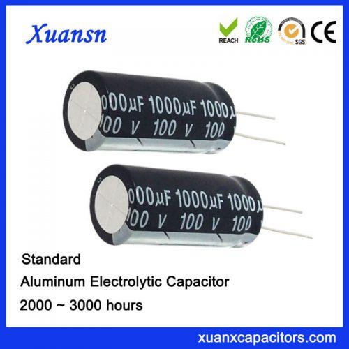 1000UF Electrolytic Capacitors