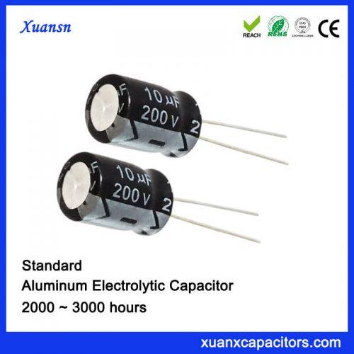 10UF Eelctrolytic Capacitor