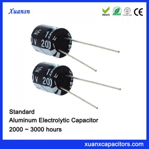 Electrolytic Capacitor For Air Conditioning