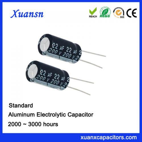 22UF Eelctrolytic Capacitor