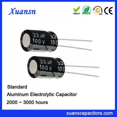 general electrolytic capacitor